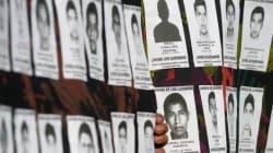 Étudiants disparus: pourquoi le drapeau mexicain n'est pas en