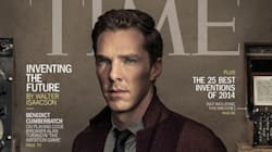Benedict Cumberbatch Covers Time