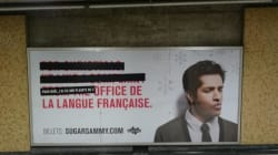 Sugar Sammy reçoit une plainte à l'Office québécois de la langue française pour Noël