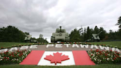 Canadian Soldier Dies At CFB