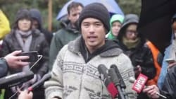 ► David Suzuki's Grandson Delivers Passionate Speech After