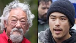 David Suzuki Writes Letter In Support Of Grandson Who Was