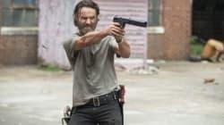 'The Walking Dead' Recap: Lies And Deception
