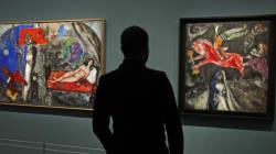 «Chagall: couleur et musique»: le Mozart de la