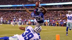 Le plus beau touchdown de l'année (voire de la