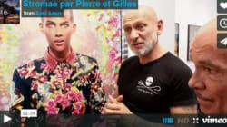 Stromae photographié par Pierre et Gilles: les