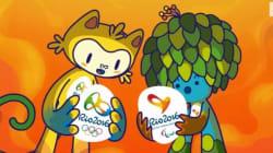 Rio 2016: les mascottes porteront les noms de Vinicius et
