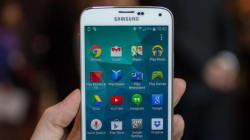 Le Galaxy S5 serait un fiasco