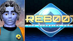 Reboot Of 'Reboot' Gets Title And Logo. Yes, This Is Really