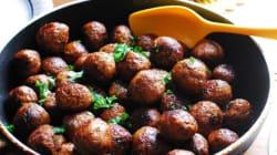 スウェーデンのお宅でいただく北欧伝統料理「ミートボール」