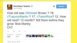 Ferguson: la réaction de Taubira ne va pas plaire à tout le
