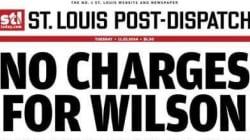 Les émeutes de Ferguson font la une de la presse américaine