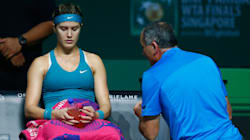 Tennis Superstar Eugenie Bouchard Splits With