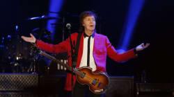 Paul McCartney volta a SP com velhos e novos hits na