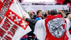 PSG-Ajax: les supporteurs d'Amsterdam mécontents de l'accueil