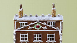 Holy Crap This Gingerbread House Is