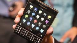 Échanger votre iPhone contre un BlackBerry et de