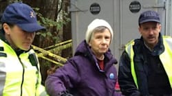 84-Year-Old Willing To Go To Jail Over Burnaby Pipeline