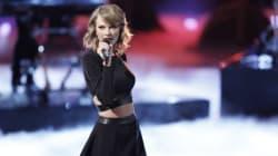 2014: L'année Taylor Swift en