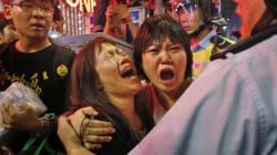 Arrestation des principaux leaders étudiants à Hong Kong