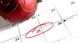 Décompte:la liste des choses à faire avant le 24 décembre