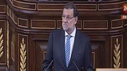 La comparecencia de Rajoy sobre corrupción en el Congreso, EN