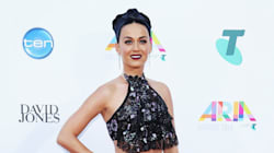 Katy Perry's Racy Red Carpet