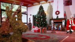 Sequestrato il villaggio di Babbo Natale a Giugliano. Era