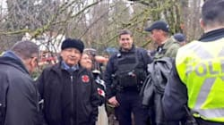 Burnaby Mountain Protest Charges