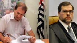 Irmão do presidente do TSE é denunciado por desvio de R$ 28,8