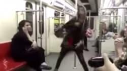 Elle défie la loi iranienne en dansant dans le