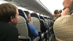 Un passager très particulier à bord d'un vol US