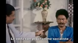 Le PCF détourne un Bollywood pour se moquer