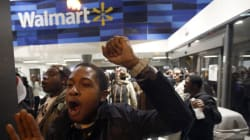 Ferguson Protests Spill Over To Walmart, Target