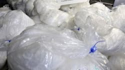 Cocaine, Meth, Heroin Seized In Massive Drug