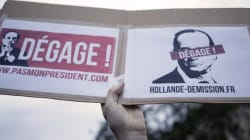 Le leader du mouvement anti-Hollande