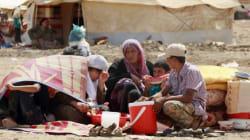 Come vivono gli yazidi nei campi profughi in