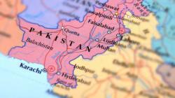 A Pakistani and an