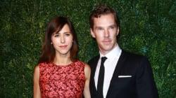 Benedict Cumberbatch's Fiancée Upstages