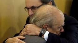 CiU y ERC pactan que Mas no comparezca por el caso