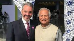 Le prix Nobel Muhammad Yunus s'associe avec C2
