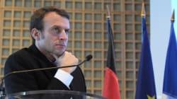 Pour Macron, le pacte de responsabilité