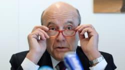 Alain Juppé refuse d'intégrer un