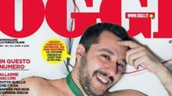 Il ricavato delle foto di Salvini a una onlus