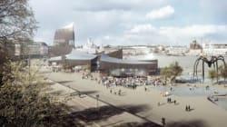Les 6 projets finalistes du musée Guggenheim