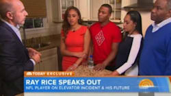 WATCH: Ray Rice Talks 'Second Chances' On 'Today'