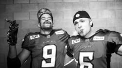 Silly Stamps Celebrate Grey Cup Win With Hilarious Photo
