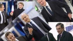 Sarkozy président... de l'UMP: 10 images pour mettre en scène le