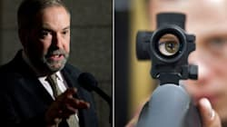 Mulcair: NDP Government Will Make Sure Cops Can Track Every