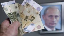 L'économie de la Russie au bord du